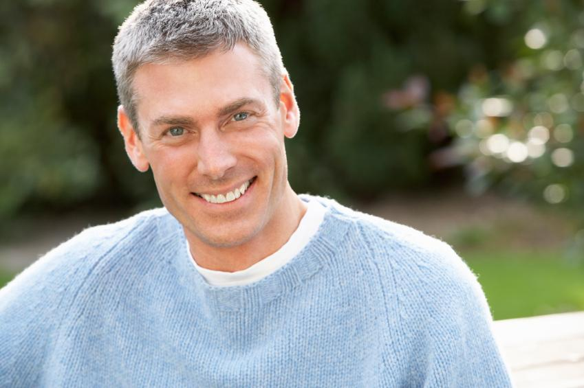 man free of gum disease | Periodontal Treatment in Monroe MI | Kuras Dental Health Associates