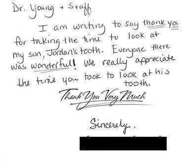 A pleased parent's review for Kuras Dental Health Associates in Monroe, MI
